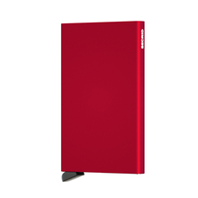 Cardprotector Red-Secrid